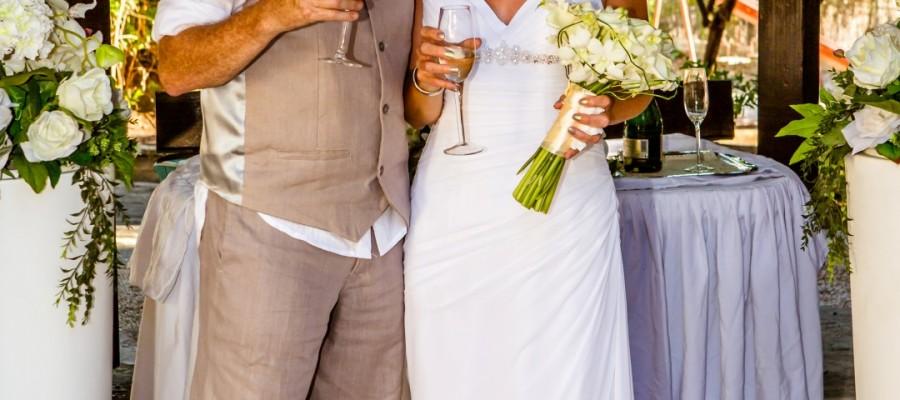 Mr and Mrs Steven Kergel
