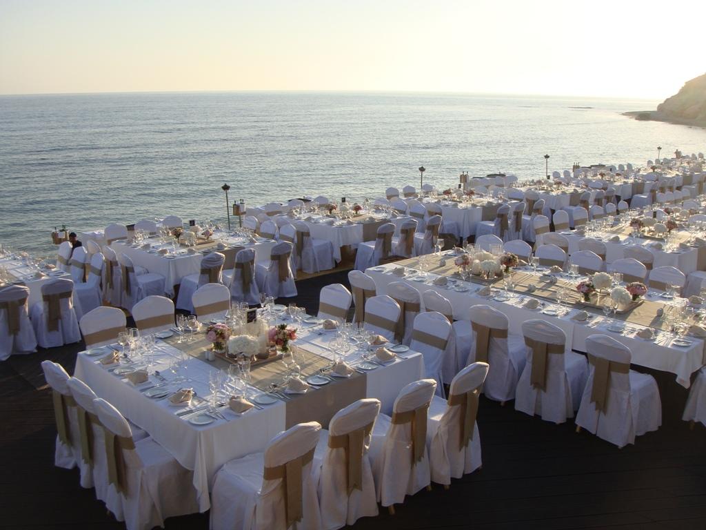 Private Beach Wedding Reception Venue