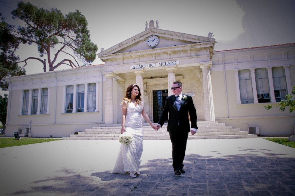 Happy Cyprus Wedding